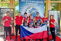 Samurajové na mistrovství světa v Rakousku