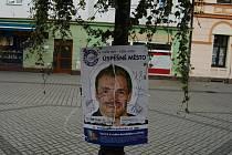 Plakát Radnice středu