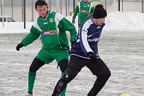 Zimní turnaj SSZ Sokolov, Baník Habartov - Sokol Citice