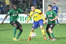 FNL: FC Fastav Zlín -  FK Baník Sokolov