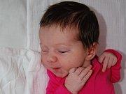 DOMINIČKA GUCKÁ z Milhostova se narodila 21. července