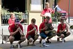 Junior Dixieland Mariánské Lázně.