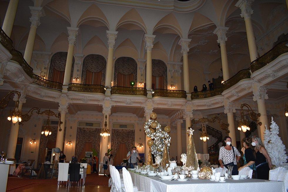 Podzimní porcelánové slavnosti v Karlových Varech
