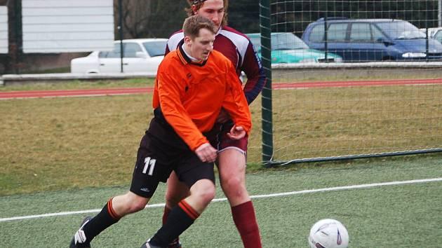 Baník Vintířov - FC Jiskra Hazlov