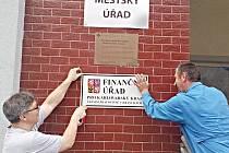 Nové sídlo Finančního úřadu Kraslice v Dukelské ulici