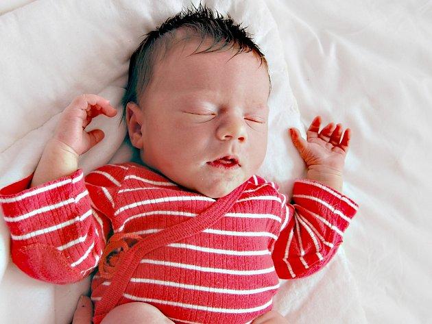 Klárka Dzobová ze Sokolova se narodila 15. května