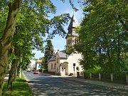 Evangelický kostel v Chodově byl nově přidán na seznam nemovitých kulturních památek.
