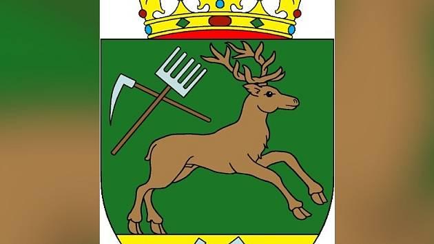Jindřichovice - znak obce.