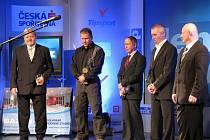 Vyhlášení nejúspěšnějšího sportovce roku 2009 okresu Sokolov.