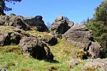 Dominova skalka je přírodní památka, kterou najdete u Sokolova jižně od obce Nové Vsi.