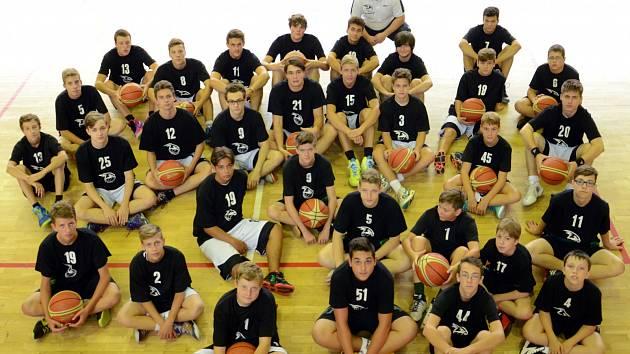 Mládež BK Sokolov je připravena na start sezony