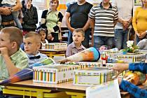 Sokoloníčkův kufřík pro prvňáky v Sokolově.