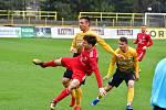 22. kolo FNL FK Baník Sokolov - FK Fotbal Třinec