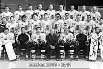 Hokejisté Baníku Sokolov, sezona 2010/ 11
