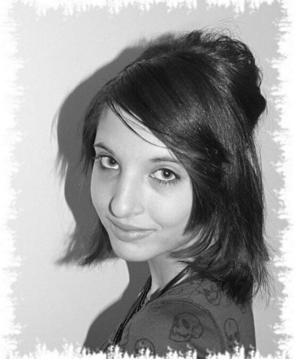 Soutěžící číslo 10. Veronika Černá