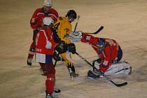 Martin Vrba v zápase s Rokycany