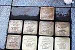 Holokaust připomenou v ulicích Chodova další kameny zmizelých