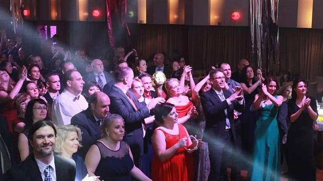 Reprezentační ples Chodova