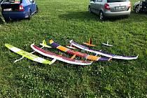 První republikové závody létání v kategorii RES se konají v sobotu v Lomnici.