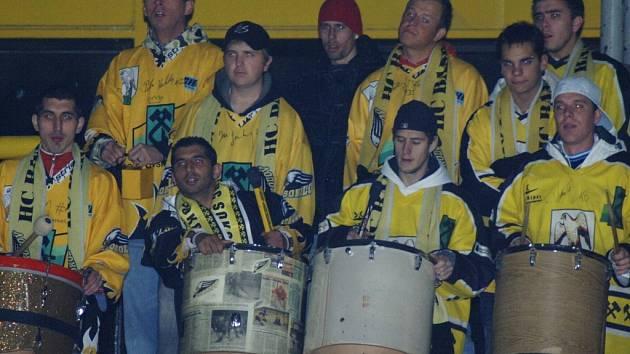 Fan club HC Baník Sokolov