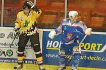 II. hokejová liga: HC Děčín - HC Baník Sokolov