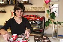 DEJTE SI výbornou kávu ve Štístku v Sokolově.