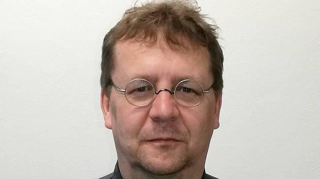 Martin Polák, mluvčí Chodova