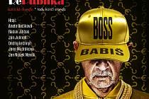 RePublika ukáže Bosse Babiše.