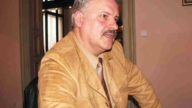 STAROSTA Rovné Jaroslav Janda.