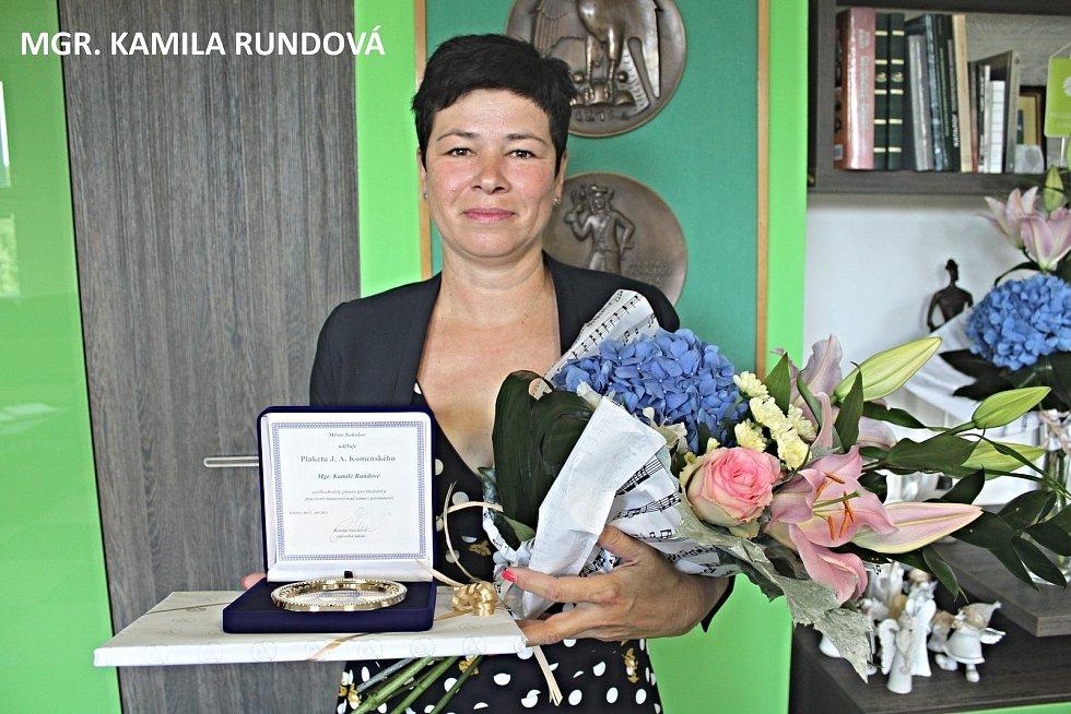 Sokolov ocenil své pedagogy za jejich obětavou práci.