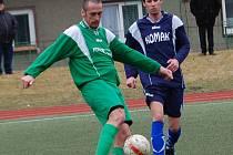 Ilustrační foto fotbal BU Nové Sedlo