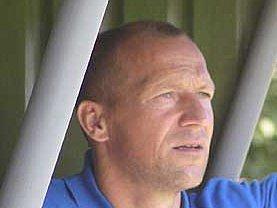 Trenér Boris Kočí.