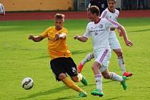 FNL : FK Baník Sokolov - FK Fotbal Třinec