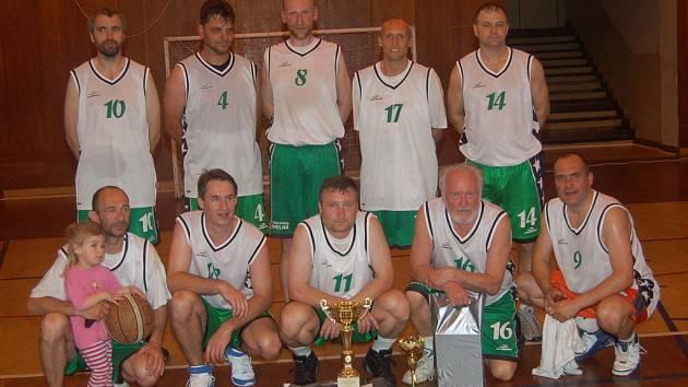 Basketbalový turnaj veteránů