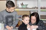 Zábavu i poučení našli na jednotlivých stanovištích nejen děti, ale i jejich rodiče. V Live cooking show viděli přípravu cvrčků nebo třeba červíků, na nichž si mohli i pochutnat.