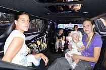 Matky s dětmi si chvílemi musely připadat jako celebrity
