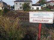 Zkratka u sokolovského nádraží