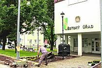 Chodovská radnice se dočká zateplení fasády a dalších úprav za více jak šest a půl  milionu korun.