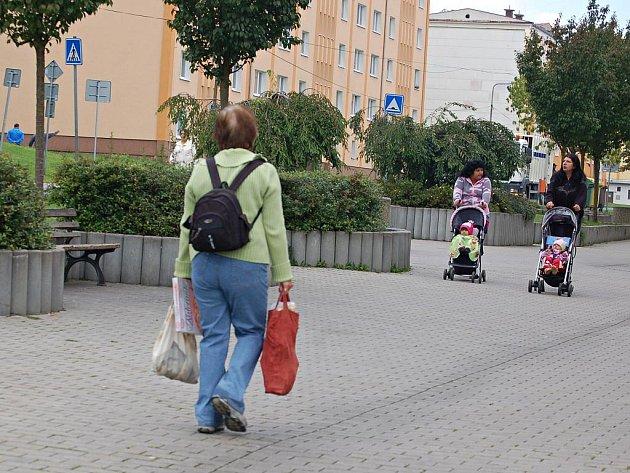 Ulicemi Rotavy na Sokolovsku projde pochod DSSS. Ta ho oznámila na konec měsíce října.