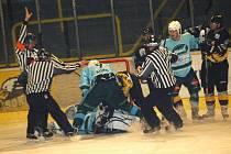 II. liga: HC Baník Sokolov - HC Milevsko