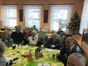 Radost a dojetí seniorů