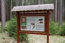 Rašeliniště Haar je přírodní památka.