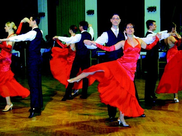 Tanec má v Sokolově dlouholetou tradici.
