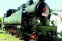 Za odměnu jeli soutěžící historickým vlakem do Františkových Lázní.