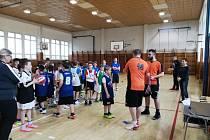 Okresní kolo v basketbalu