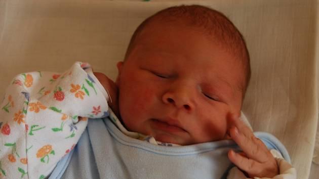 Matyášek Čech ze Sokolova se narodil 19. září