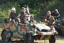 V KVĚTNU na Sokolovsko opět zamíří vojenská technika. Zapojí se do válečných ukázek v rámci připomenutí výročí konce druhé světové války.