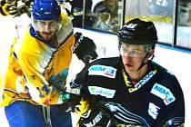 II. ligy, play off: HC Baník Sokolov - HC Klášterec