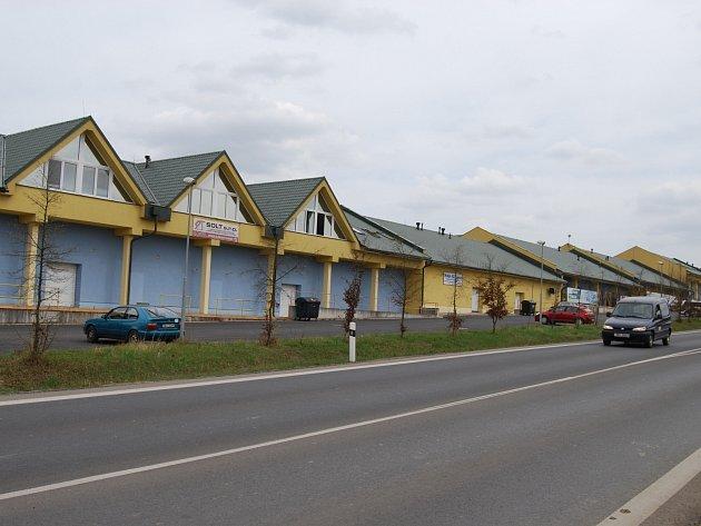 Podnikatelské inkubátory v Sokolově