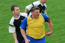 Krajská I. A třída: Olympie Březová (modro-bílém) - SKF Kraslice